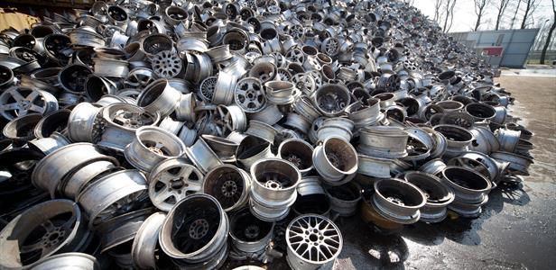 Buy Aluminum Wheel Scrap