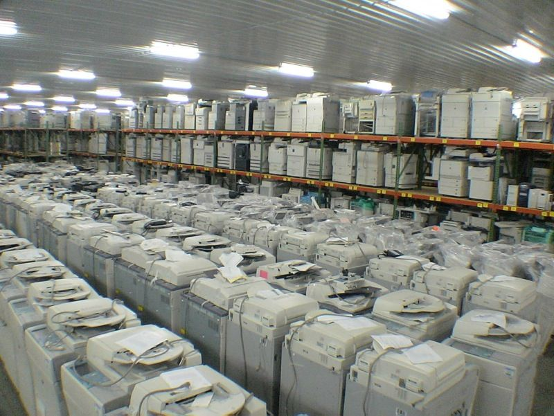 Buy Used Copiers. Printers, Fax Machines