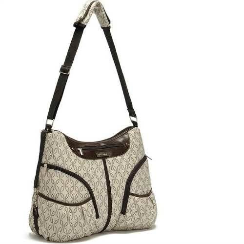 Buy Designer Inspired Beige Baby Changing Bag