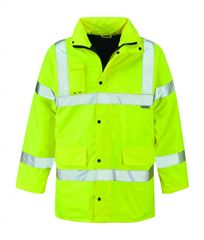 Buy Dickies Motorway Safety Jacket