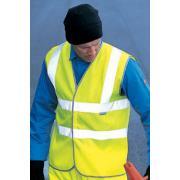 Buy Dickies Hi Vis Highway Safety Waistcoat