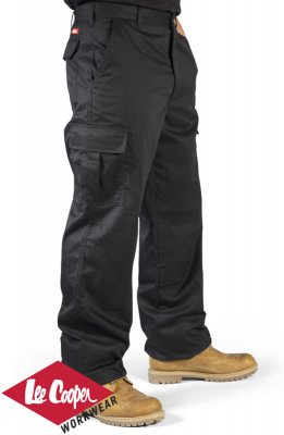 Buy Lee Cooper Cargo Work Trousers - LCT205