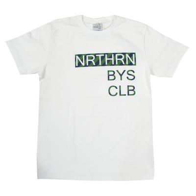 Buy Northern Boys Club White