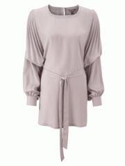 Amilia Tunic Dress Powder Pink