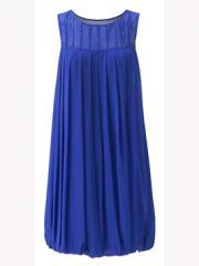 Indigo Dress Blue