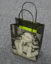 Paper carrier bag (produced for Marks &