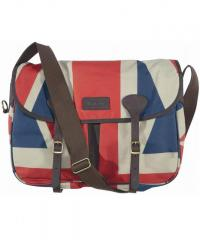 Barbour Union Jack Dry Fly Bag