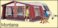 Caravan Awning Montana