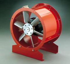 Turngrove Axial fans
