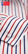 Sophie Striped Ladies Fitted Shirt
