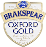 Light beer brakspear oxford gold