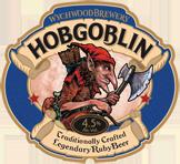 An ale casting hobgoblin