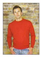 Alan Paine Cashmere Crew Neck Pullover