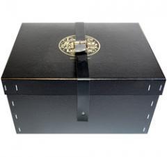 Top hat box