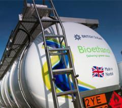 Gas bioethanol