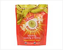 Fruit banana chips