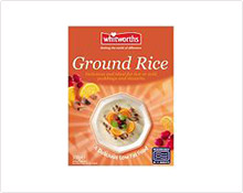 Dessert ground rice