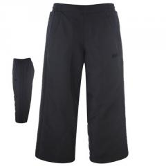 Lonsdale Woven Three Quarter Pants Ladies