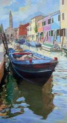 Fishing Boats, Burano