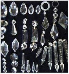 Chandelier parts and accessories