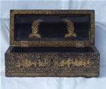Chinese Lacquer Glove Box