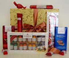 The marzipan lovers hamper