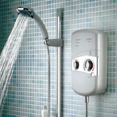 Bristan electric 8.5kw shower in chrome