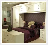 Bespoke fitted bedrooms