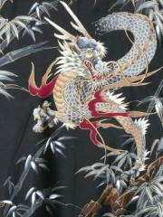 Men's 100 % Cotton Satin Kimono