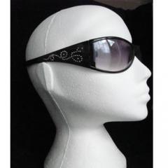 Smoke Crystal sunglasses