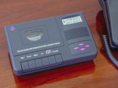 Recorders, Telephone Conversation
