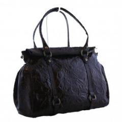 Fabio Dericci Large Italian Leather Handbag in