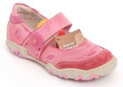 Froddo Pink Leather Mary Jane shoes