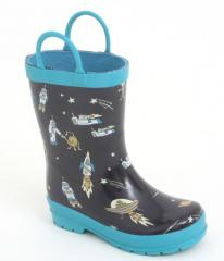 Hatley Alien Wellie