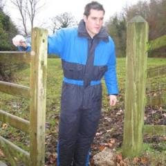 Waterproof Breathable Thermal Coverall