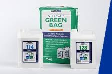 Stopgap Green Bag