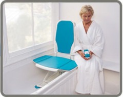 Sonaris bath chair lift layezee - affinity -