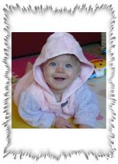 Baby Towelling Bathrobe Beachrobe