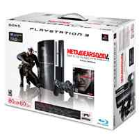 SONY PLAYSTATION 3 80 GB + 10 FREE GAMES, 7