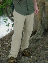 Men's Rufiji MaraTech Zip-Off Safari Trousers