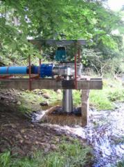 Nautilus Water Turbine