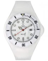 Toy Watch Jelly White