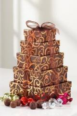 Maison Fougere Chocolate Tower