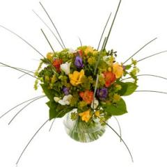 Freesia Zest Bouquet
