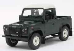 Land Rover Toy Model