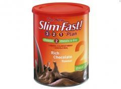 Slim.Fast Rich Chocolate Flavour Milkshake Powder