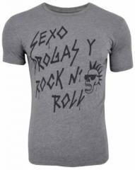 Chaser LA Sexo Drogas Y Rock N Roll T-shirt
