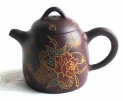 Butterfly Tea Pot