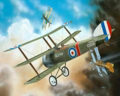Sopwith Triplane 1:72 model kit