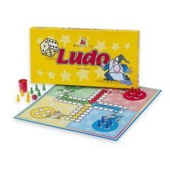 Children's board lotto Ludo